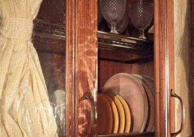 Credenza rustica per cucina