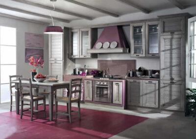 Cucina artigianale Prispola