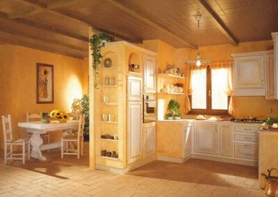Cucina modello Camilla mobilificio Masiano