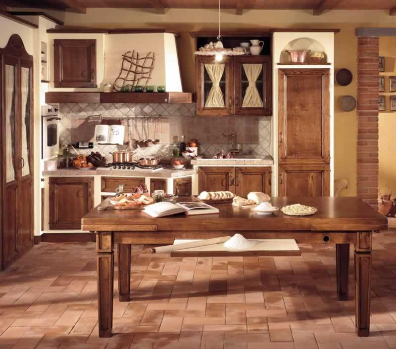 Cucina modello Ciocco