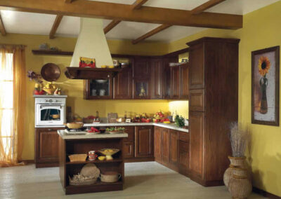Cucina modello Dolce Civitella