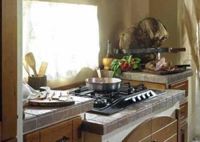 Cucina Tinaia mobilificio Masiano