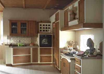 Cucina rustica Civitella in Val di Chiana