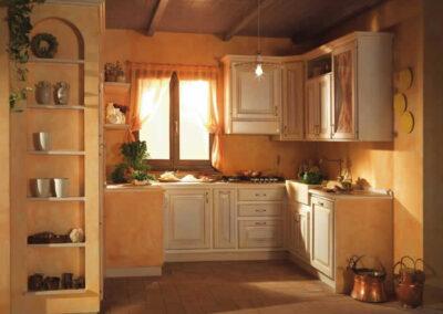 Cucina rustica artigianale Civitella in Val di Chiana