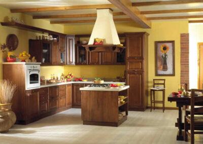 Cucina Dolce mobilificio Masiano