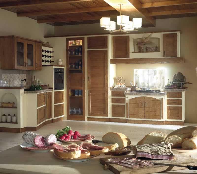 Cucina modello Tinaia