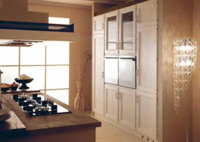 Arredamento mobili in legno cucina