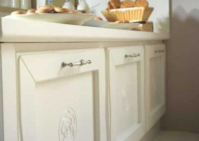 Mobili in legno per cucina