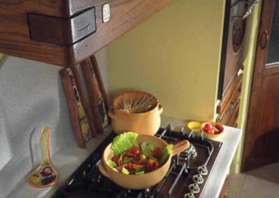 Piano cottura cucina modello Diletta