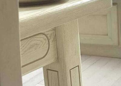 Tavolo per cucina in legno