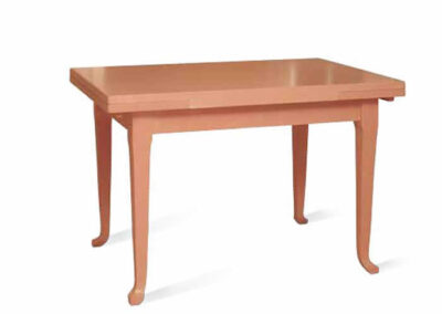 Tavolino artigianale per cucina e salotto