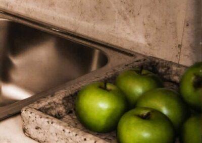 Lavandino per cucina