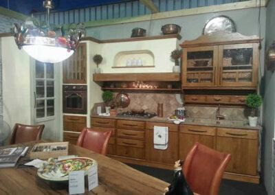 Cucina antico Ducato Civitella in Val di Chiana