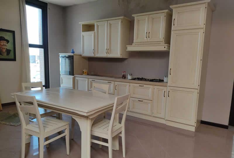 Cucina Dolce modello bianco